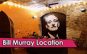 Bill Murray SWAP Loft